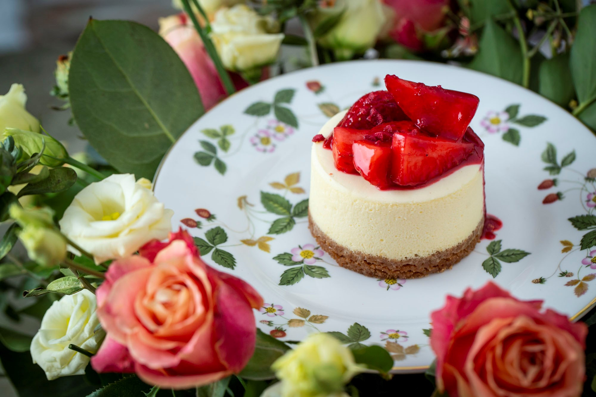 wild strawberry strawberry cheesecake 12